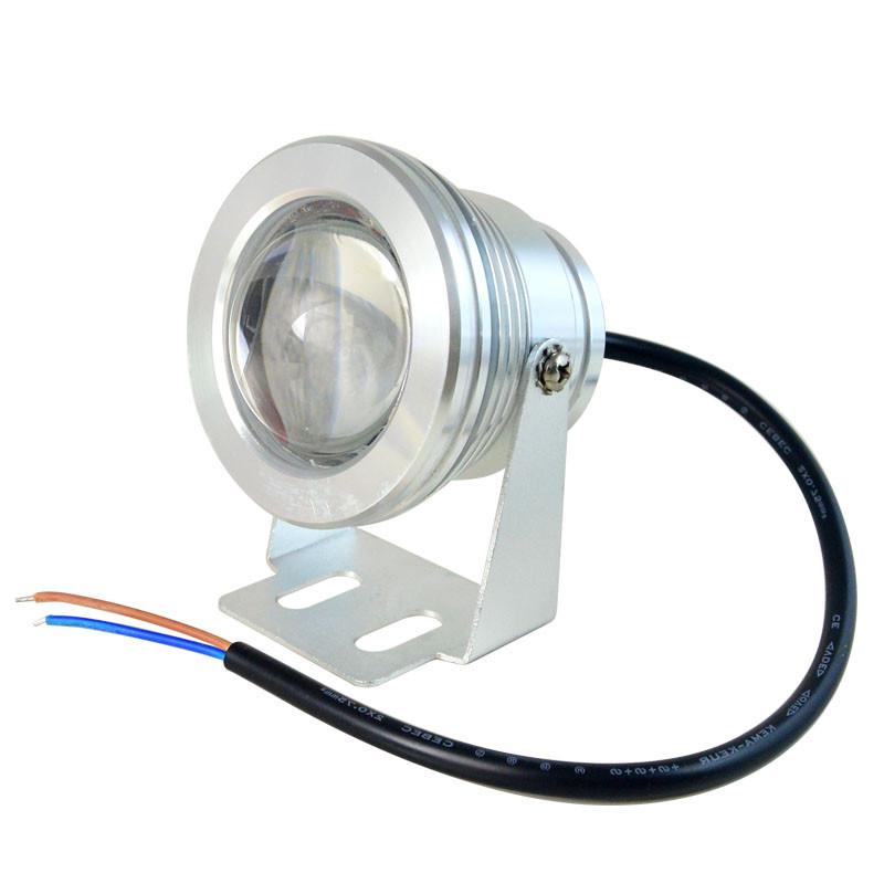 10w underwater pool fountain led light cob leds led lamp for 12v outdoor lighting fixtures