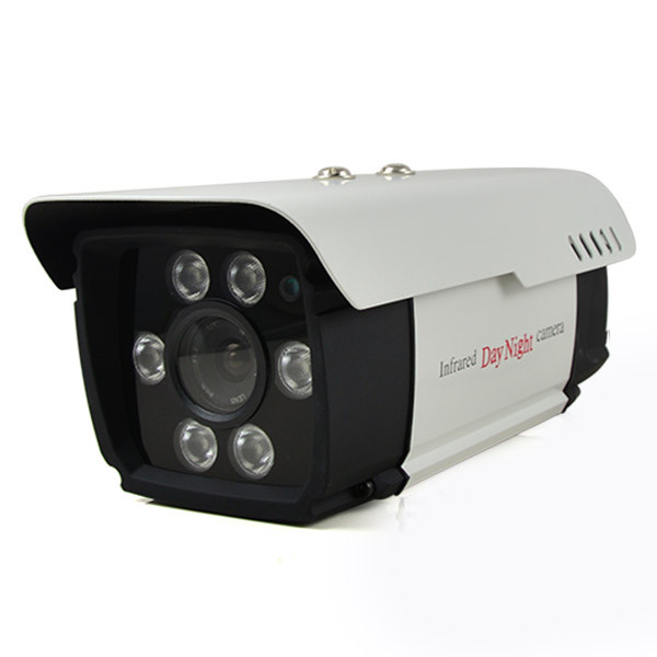 MENGS® 8259-A 4mm 1080TVL 6  pieces LED IR-Cut double Filter Infra Red Night Security CCTV Camera