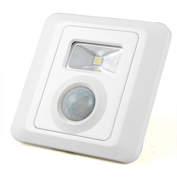 MENGS® TR-007 0.2W LED Sensor Light SMD LEDs LED Motion Sensor Wall Step/Stair Light In Cool White Energy-Saving Light