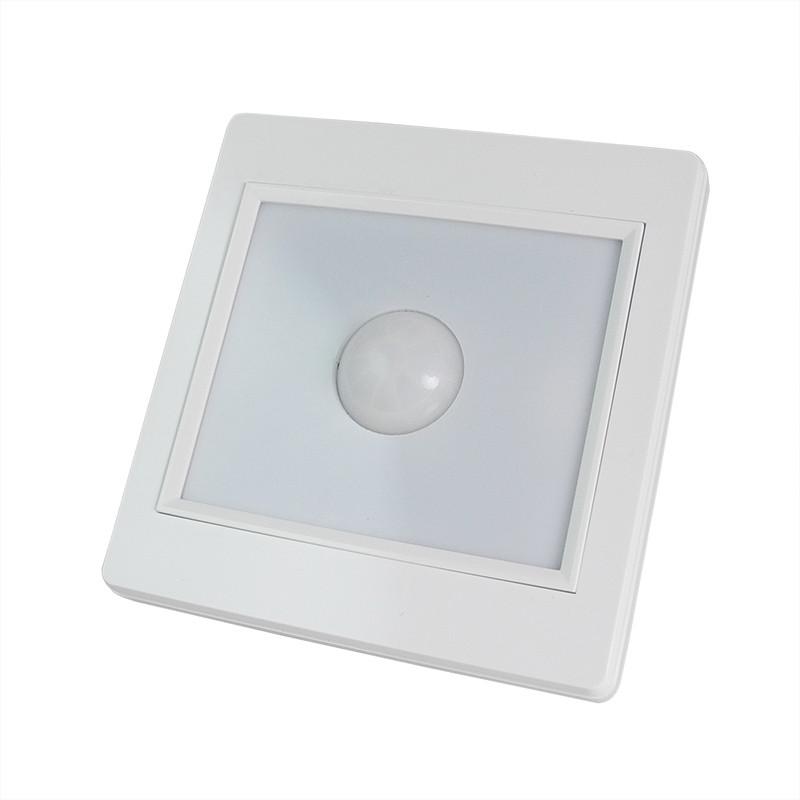 MENGS® 0.5W LED Sensor Light SMD LEDs LED Body Motion Sensor Wall Step/Stair Light In Warm White Energy-Saving Light