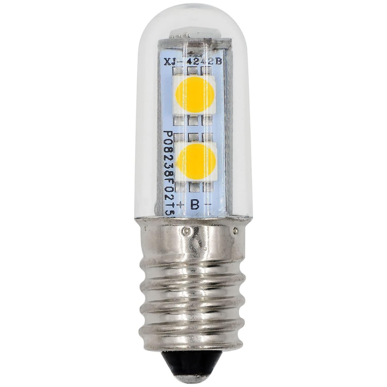 MENGS®  E14 1W LED Corn Light 7x 5050 SMD LEDs LED Lamp Bulb In Warm White Energy-Saving Lamp