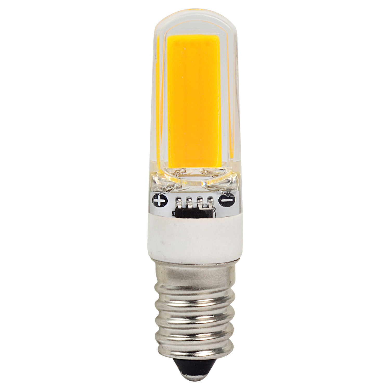 MENGS® E14 3W LED Light COB LED Bulb Lamp In Warm White Energy-Saving Light