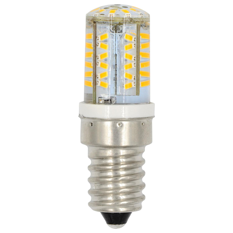MENGS® E14 3W LED Light 58x 3014 SMD LED Bulb Lamp In Warm White Energy-Saving Light