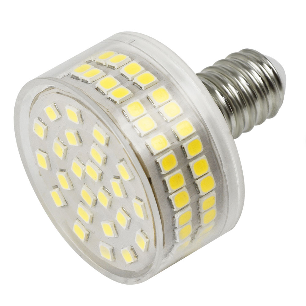MENGS® E14 12W = 95W LED Light With Ceramic + PC 88x 2835 SMD LED Bulb Lamp In Cool White Energy-Saving Light