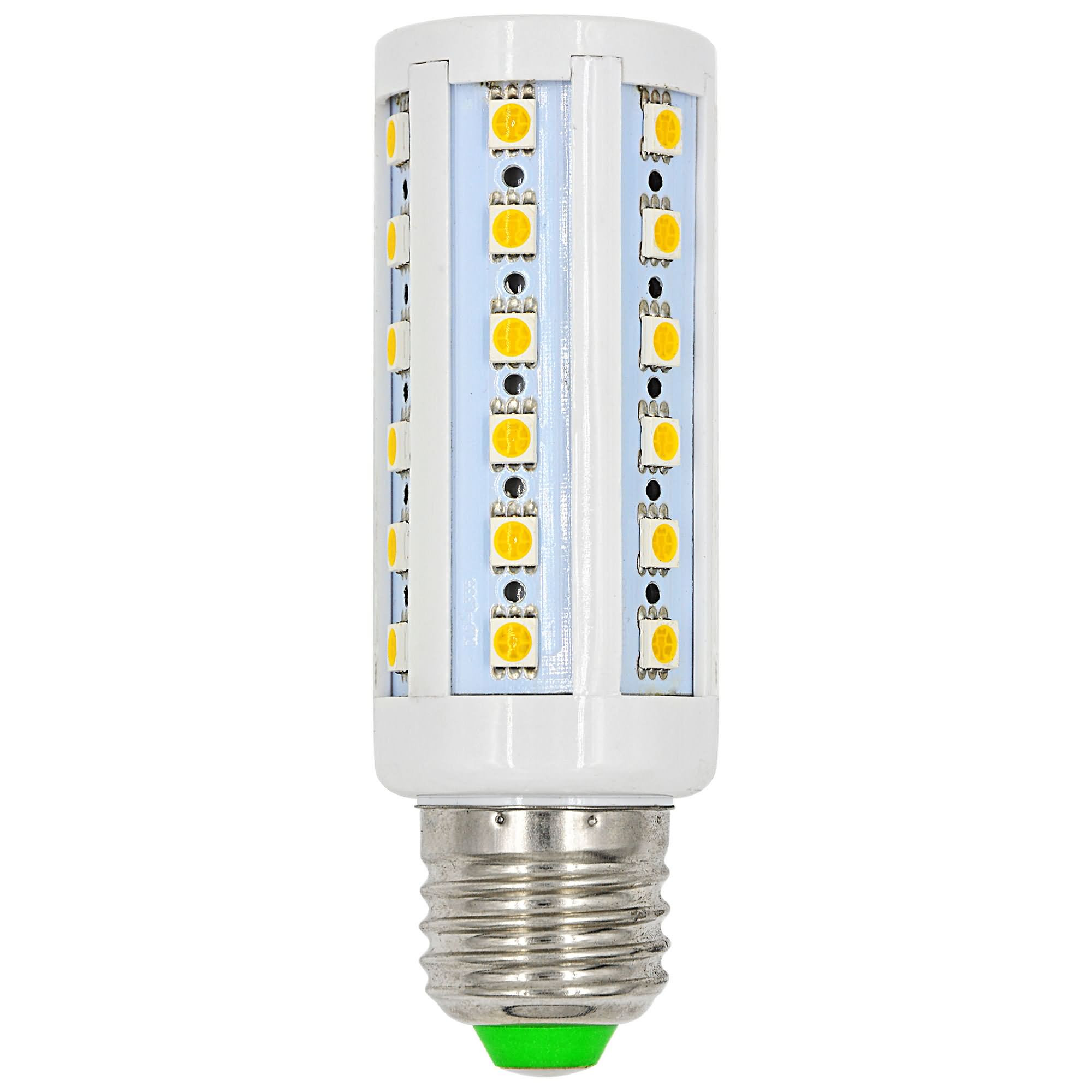 MENGS® E27 7W LED Corn Light 42x 5050 SMD LEDs LED Bulb In Cool White Energy-Saving Lamp