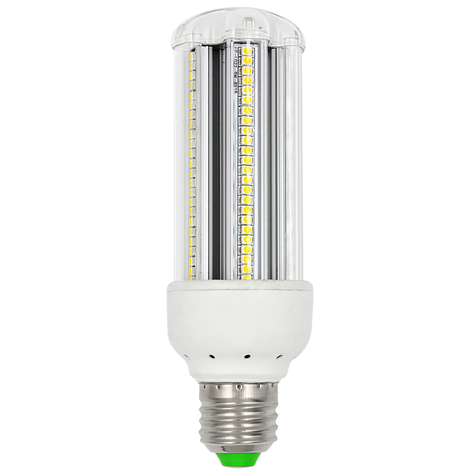 MENGS® E27 9W LED Corn Light 144x 3528 SMD LEDs LED Bulb In Warm White Energy-Saving Lamp