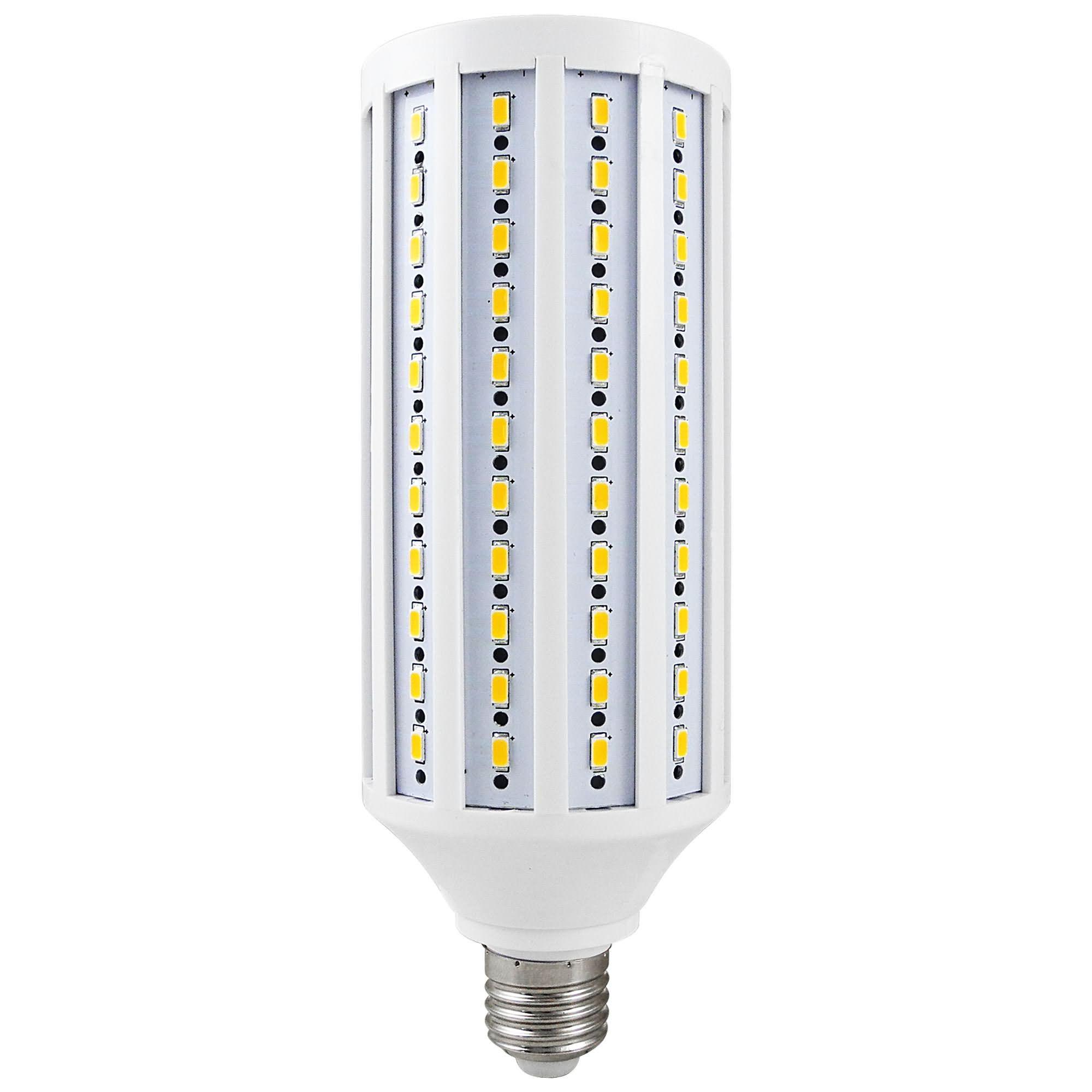 MENGS® E27 30W LED Corn Light 165x 5730 SMD LEDs LED Bulb in Warm White Energy-Saving Lamp