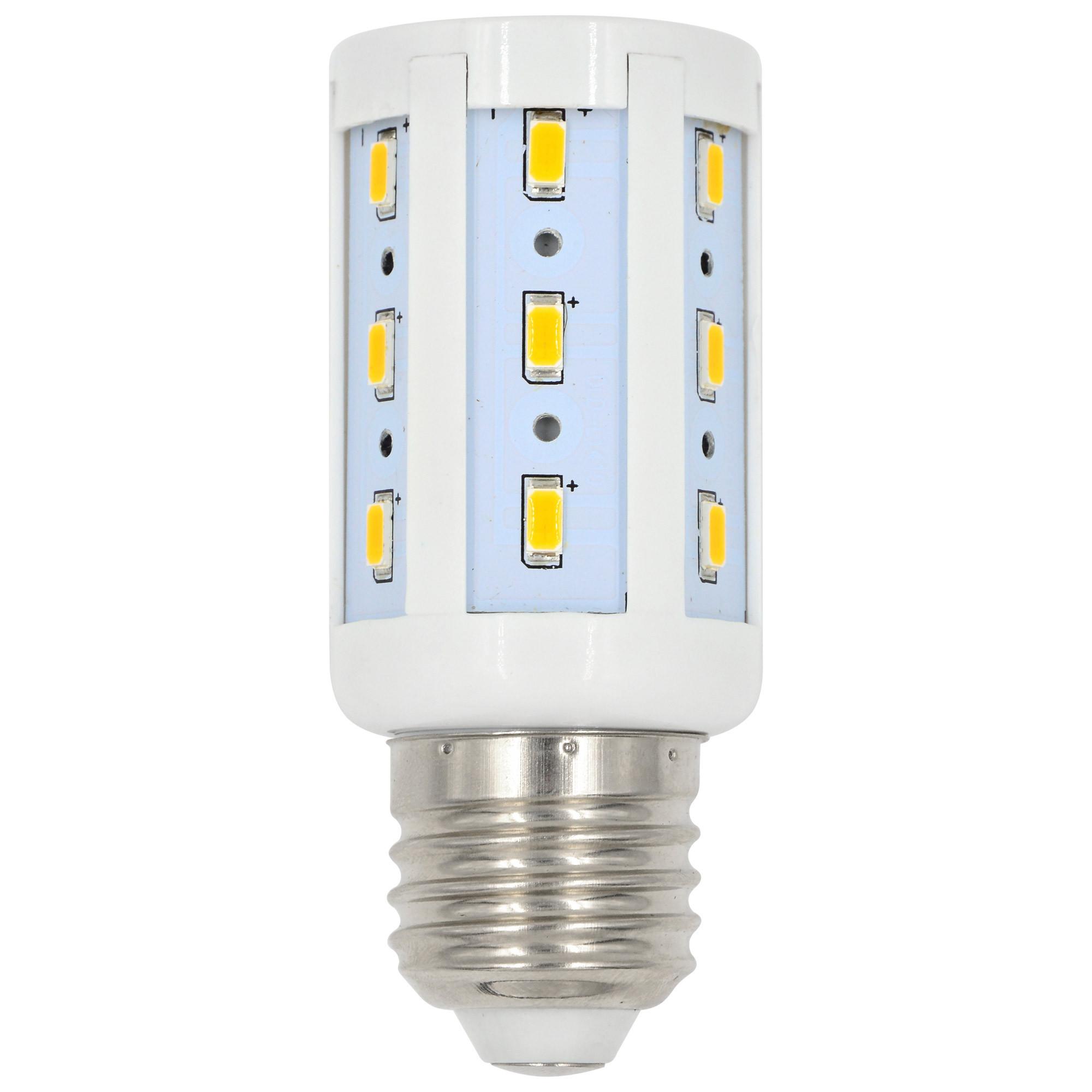 MENGS® E27 5W LED Corn Light 24x 5730 SMD LEDs LED Bulb in Warm White Energy-Saving Lamp
