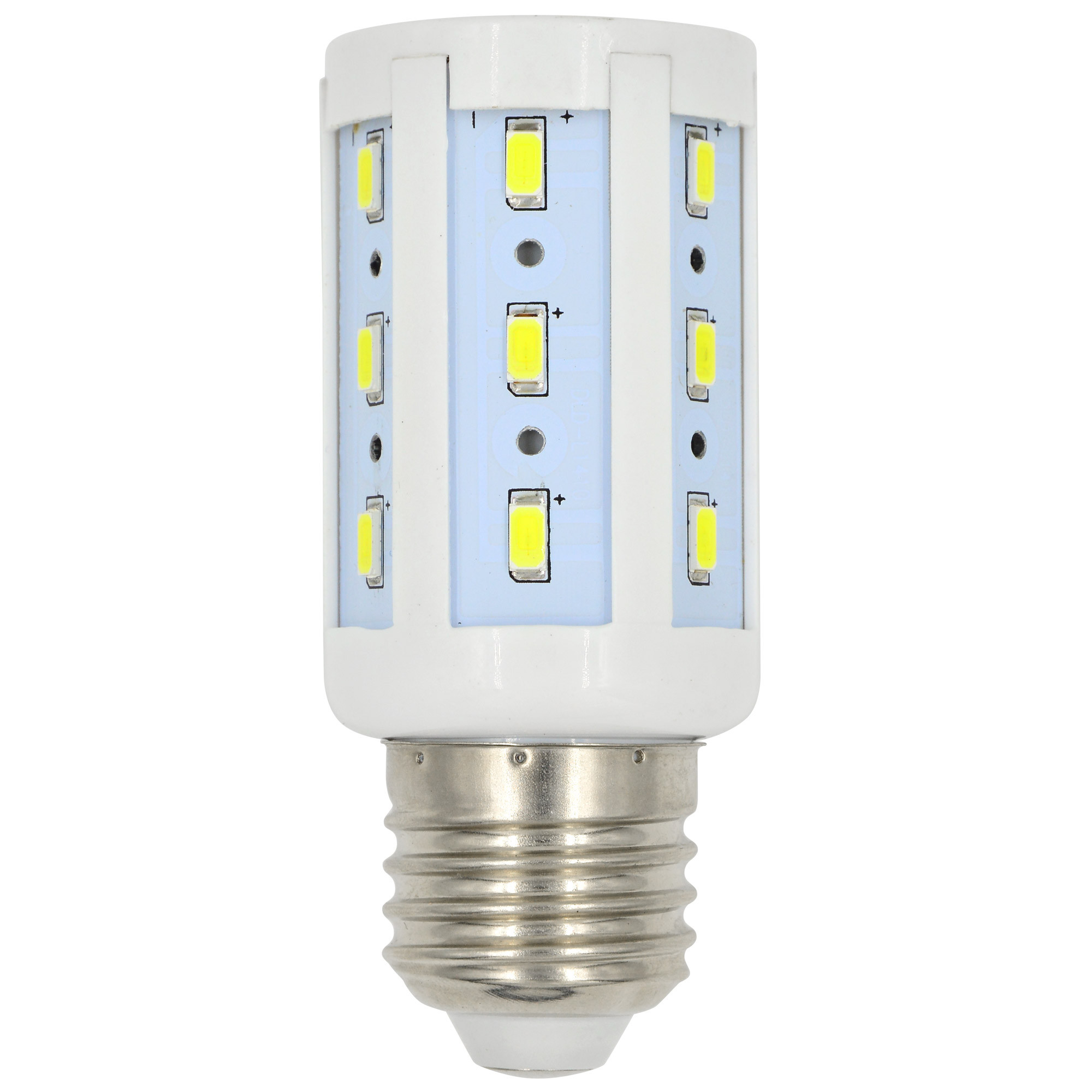 MENGS® E27 5W LED Corn Light 24x 5730 SMD LEDs LED Bulb in Cool White Energy-Saving Lamp