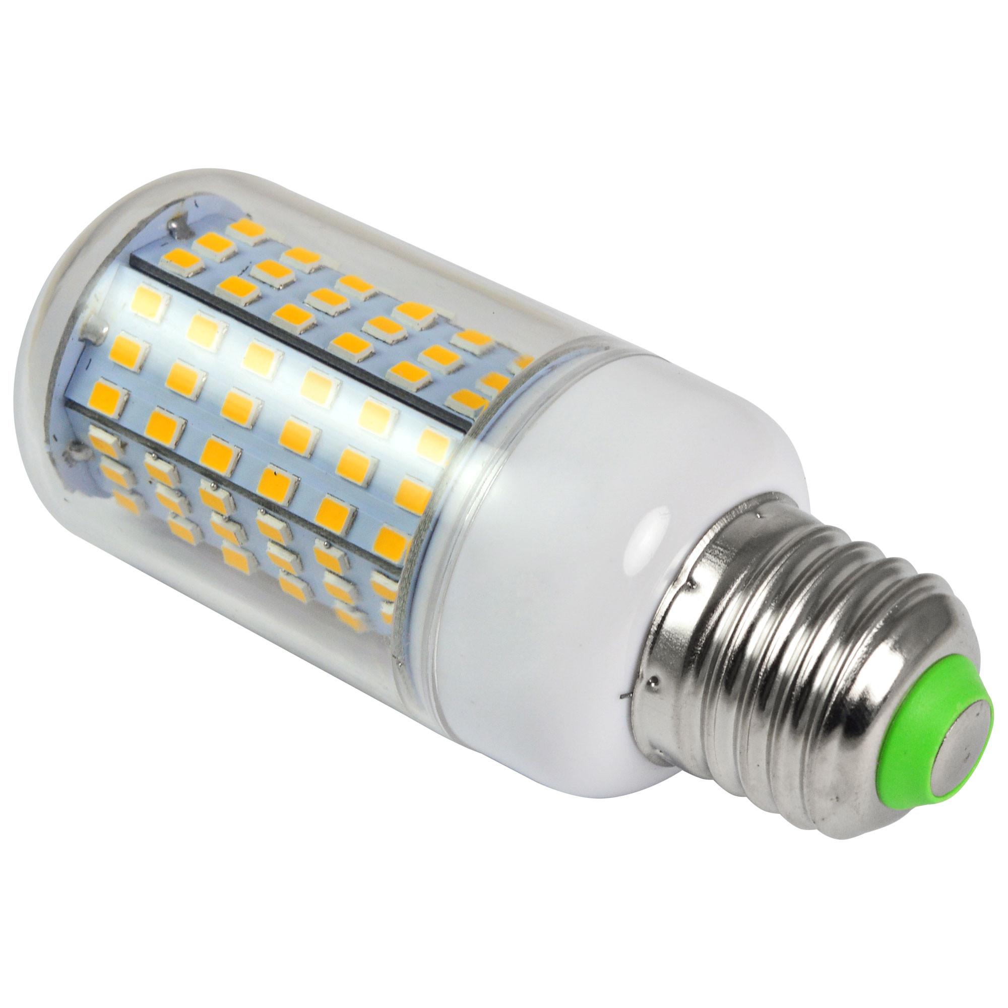 e27 12w led corn light 126x 2835 smd leds led bulb ac 220 240v in warm white energy saving lamp. Black Bedroom Furniture Sets. Home Design Ideas