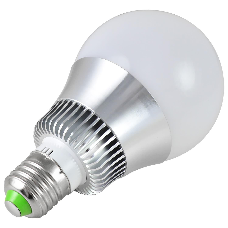 e27 10w led rgb light 16 changing color cob led globe. Black Bedroom Furniture Sets. Home Design Ideas
