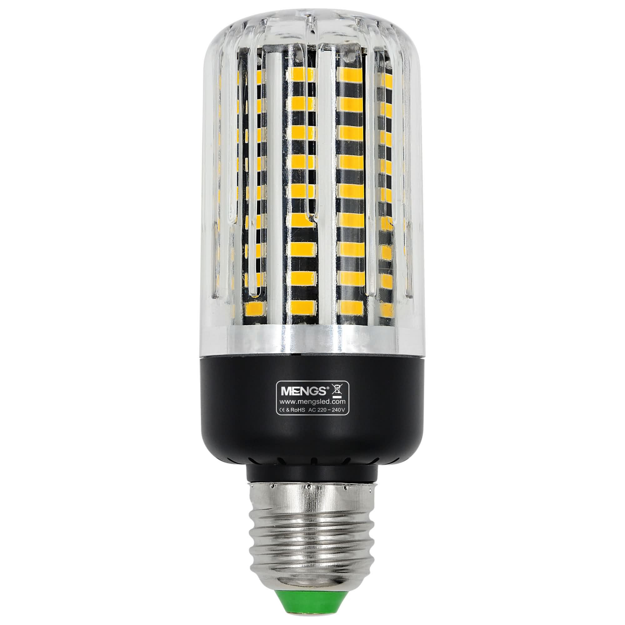 E27 14w Led Corn Light 102x 5733 Smd With Heat Sink Led Bulb Lamp In Cool White Energy Saving
