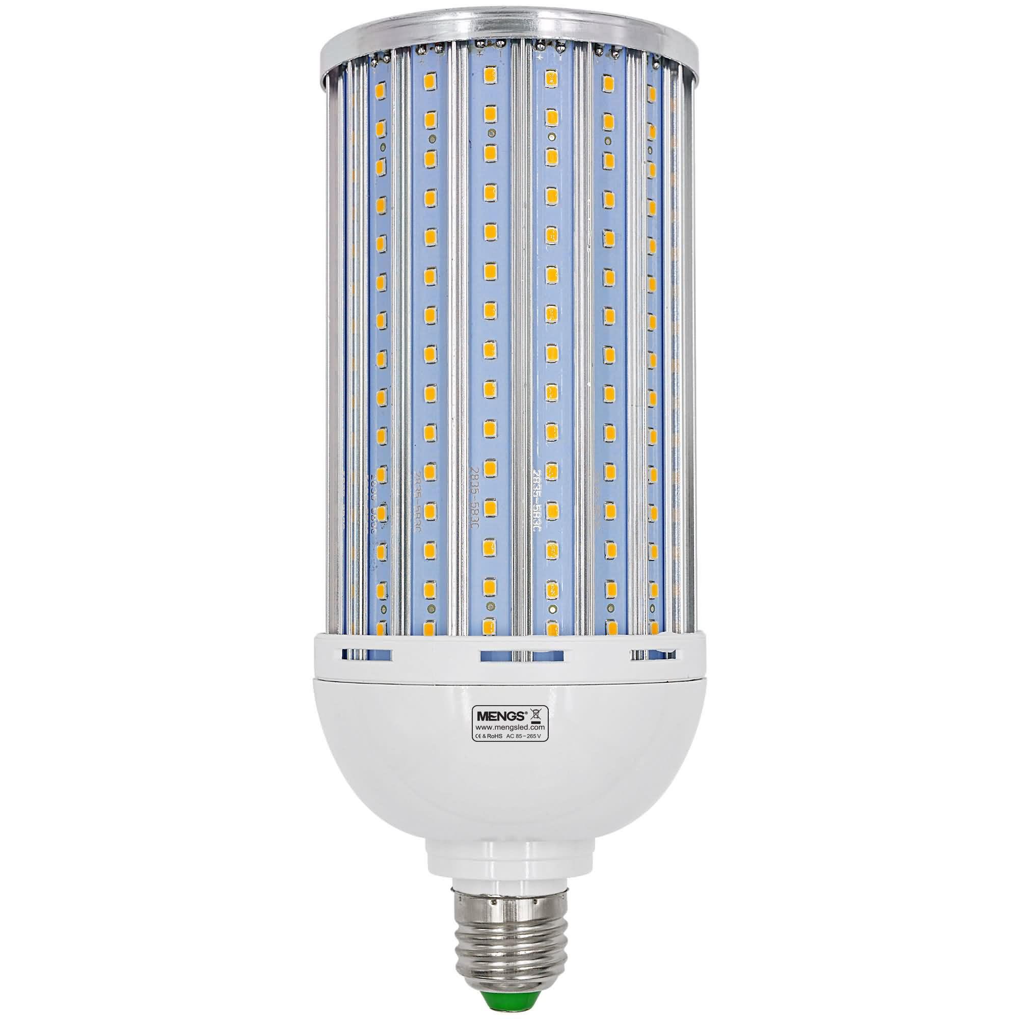 MENGS® E27 65W LED Corn Light 300x 2835 SMD LED Bulb Lamp In Warm White Energy-Saving Light