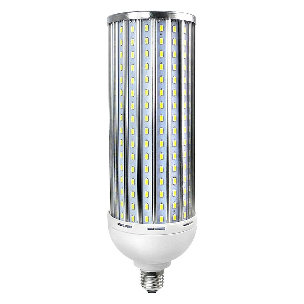 MENGS® Anti-Strobe E27 80W LED Corn Light 320x 5730 SMD Aluminum Alloy LED Bulb Lamp AC 140-265V In Warm White Energy-Saving Light