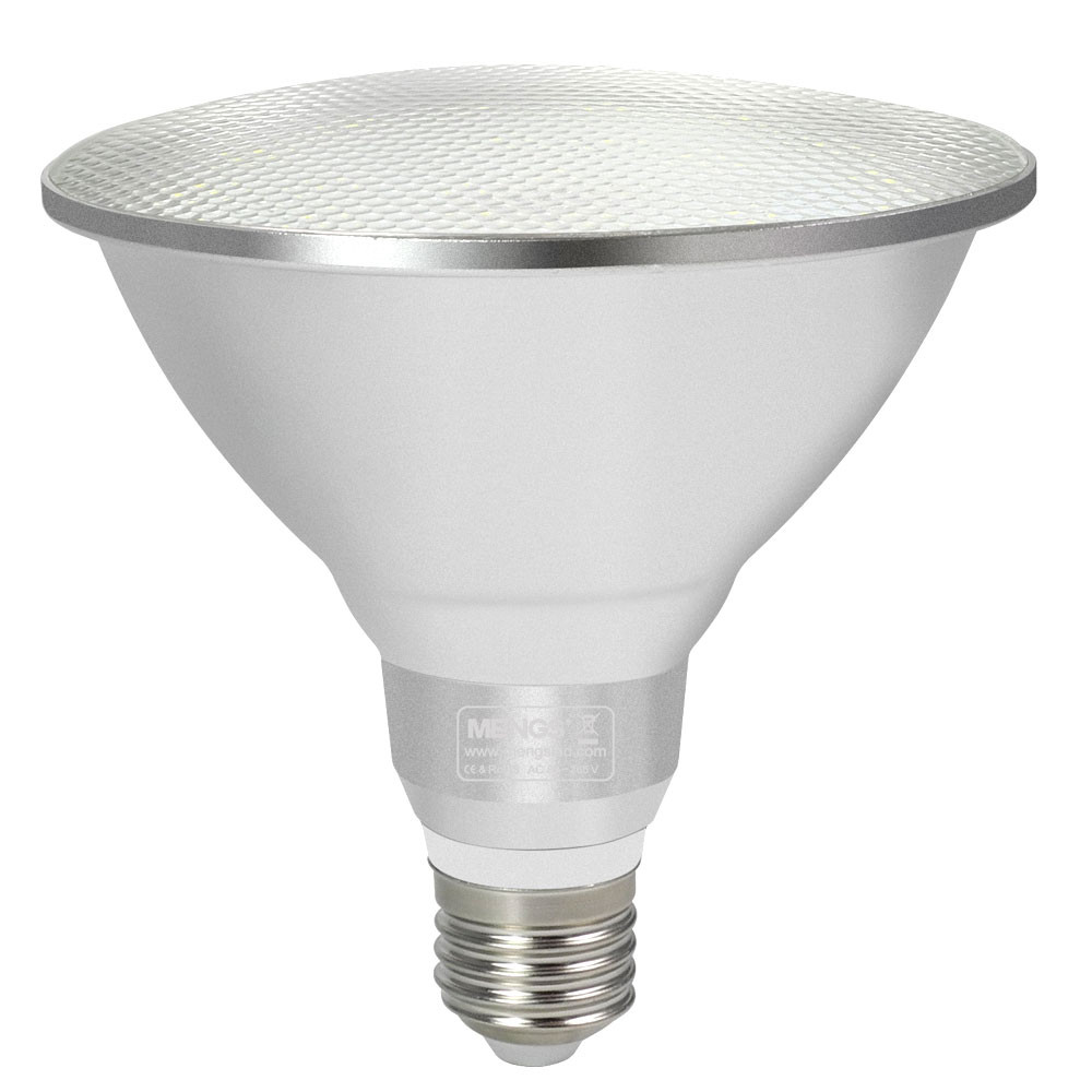 MENGS® Waterproof E27 15W LED PAR38 Light Neutral White AC 85-265V 30X5630 SMD With Aluminum Alloy + Glass Cover For Outdoor and Indoor use