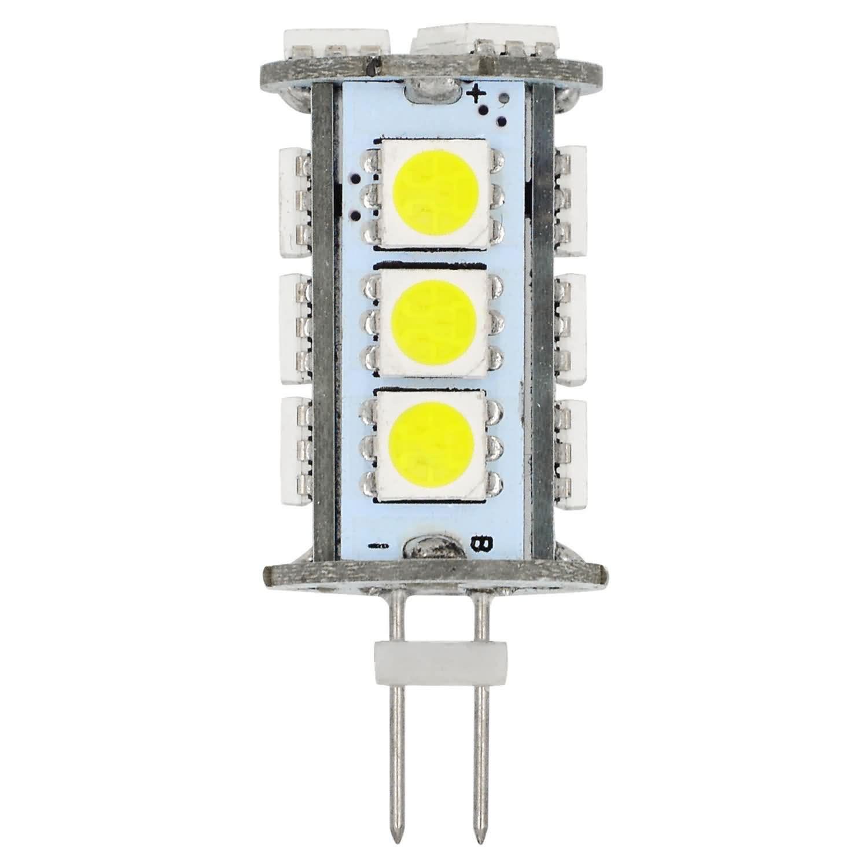 MENGS® G4 2.5W LED Light 15x 5050 SMD LEDs LED Bulb In Cool White Energy-Saving Lamp