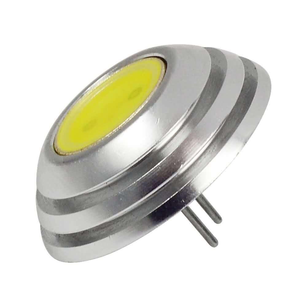 MENGS® G4 3W LED Light COB LEDs DC 12V LED Bulb In Cool White Energy-saving Lamp