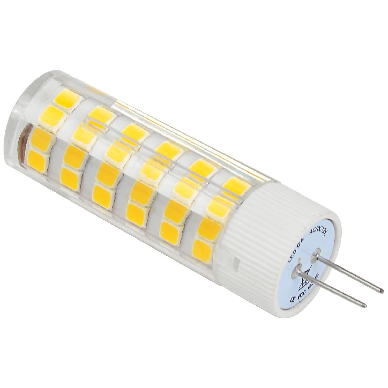 g4 7w led light 75x 2835 smd led bulb lamp in warm white energy saving light led lights. Black Bedroom Furniture Sets. Home Design Ideas