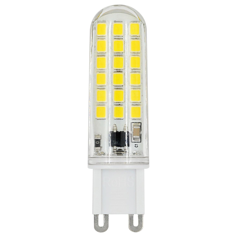 MENGS® G9 4W LED Light 36x 2835 SMD LED Bulb Lamp AC 220-240V In Warm White Energy-Saving Light