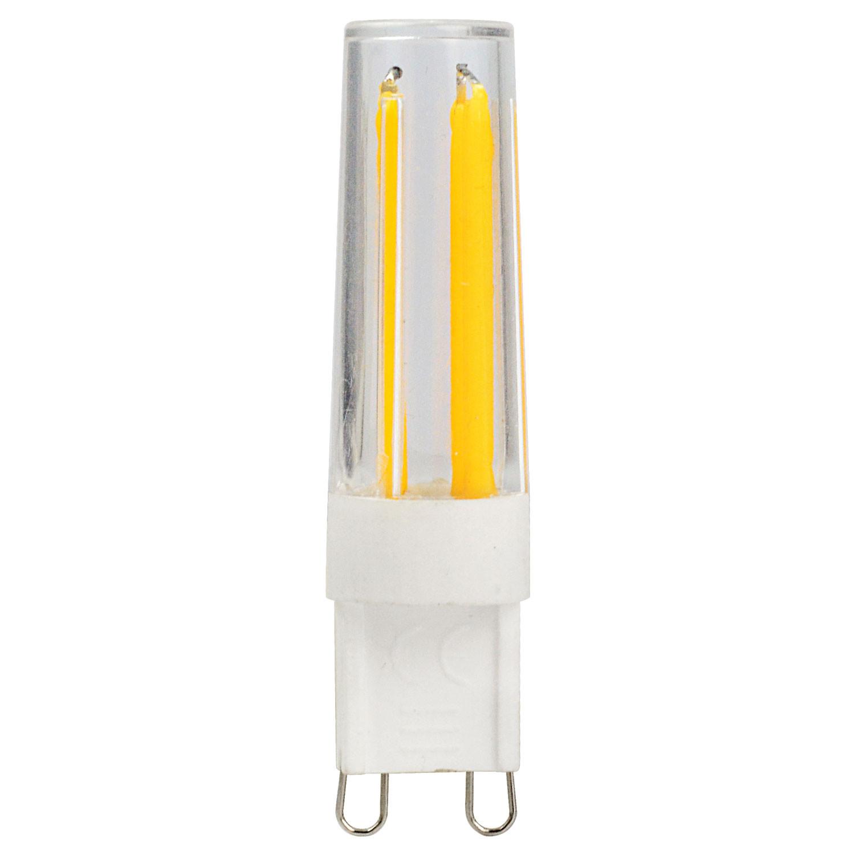 MENGS® G9 4W LED Light COB LED Bulb Lamp In Warm White Energy-Saving Light