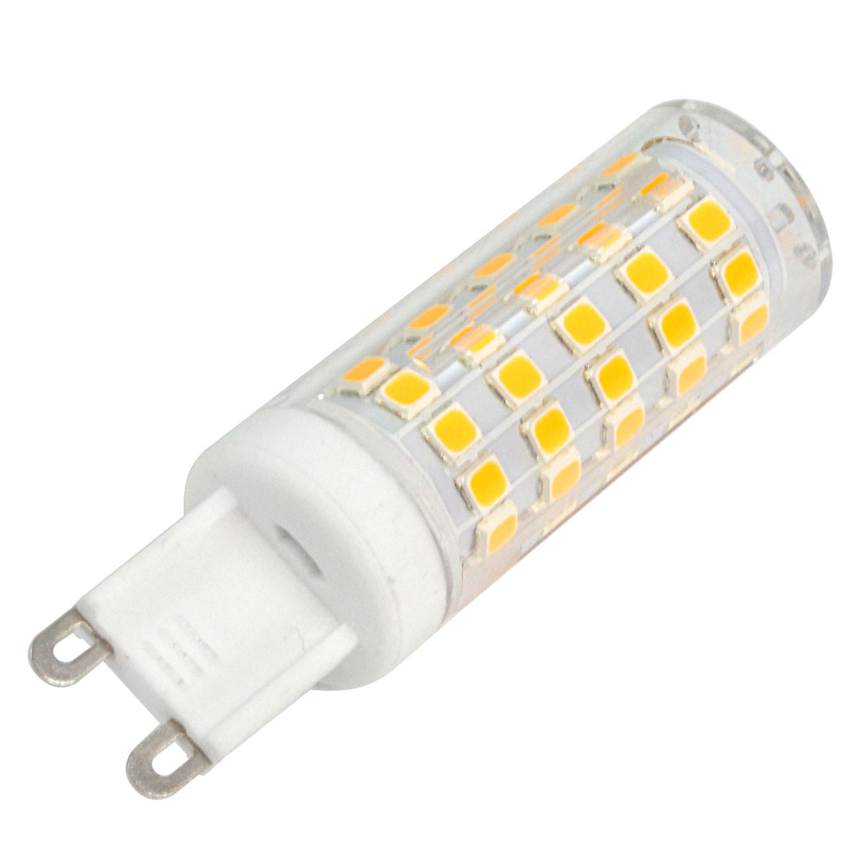 g9 10w led light 64x 2835 smd led bulb lamp in cool white energy saving light led lights. Black Bedroom Furniture Sets. Home Design Ideas