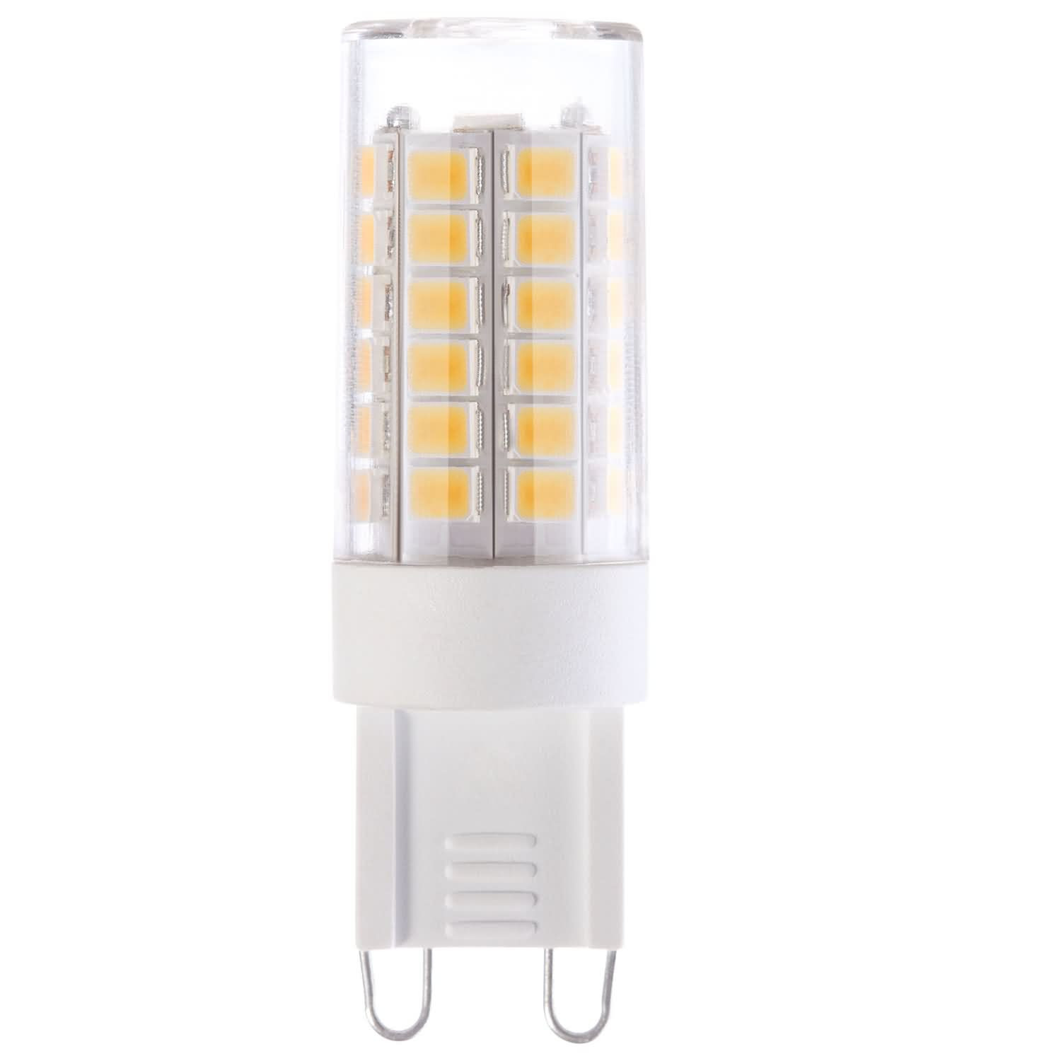 mengs g9 5w led light 51x 2835 smd led bulb lamp with. Black Bedroom Furniture Sets. Home Design Ideas