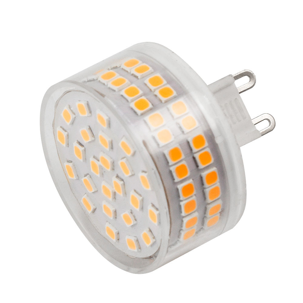 MENGS® G9 12W = 95W LED Light With Ceramic + PC 88x 2835 SMD LED Bulb Lamp In Warm White Energy-Saving Light