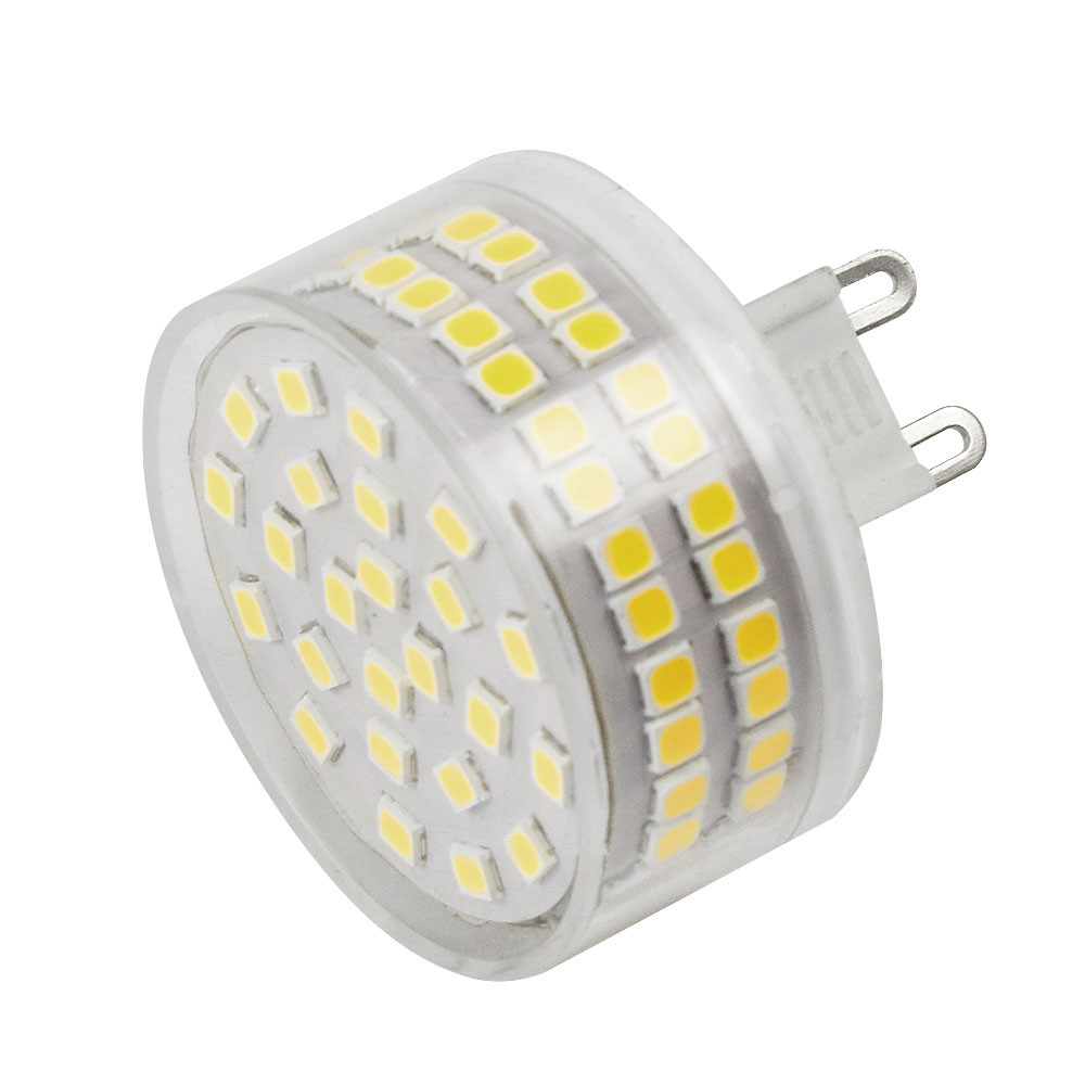 MENGS® G9 12W = 95W LED Light With Ceramic + PC 88x 2835 SMD LED Bulb Lamp In Cool White Energy-Saving Light