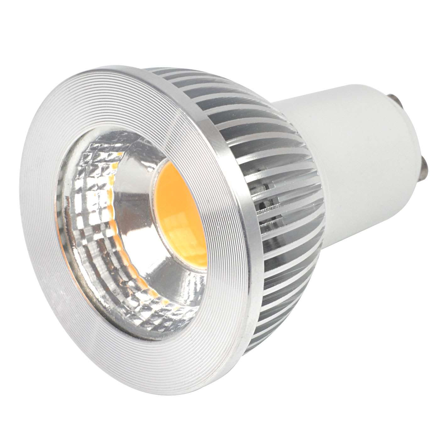 MENGS® GU10 5W LED Spotlight 1x 5W COB LEDs LED Bulb in Warm White Energy-saving Lamp