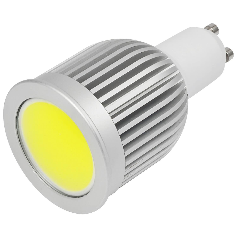 MENGS® GU10 5W LED Spotlight 1x 5W COB LEDs LED Bulb in Cool White Energy-saving Lamp