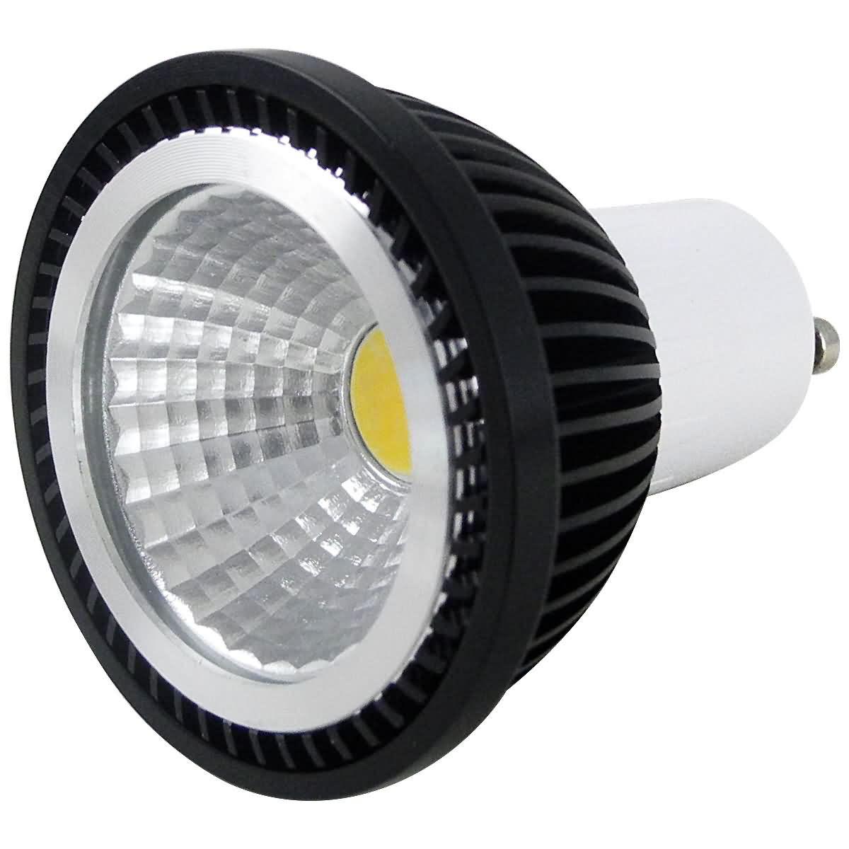 gu10 3w led spotlight cob led bulb in warm white energy saving lamp 120 led lights. Black Bedroom Furniture Sets. Home Design Ideas