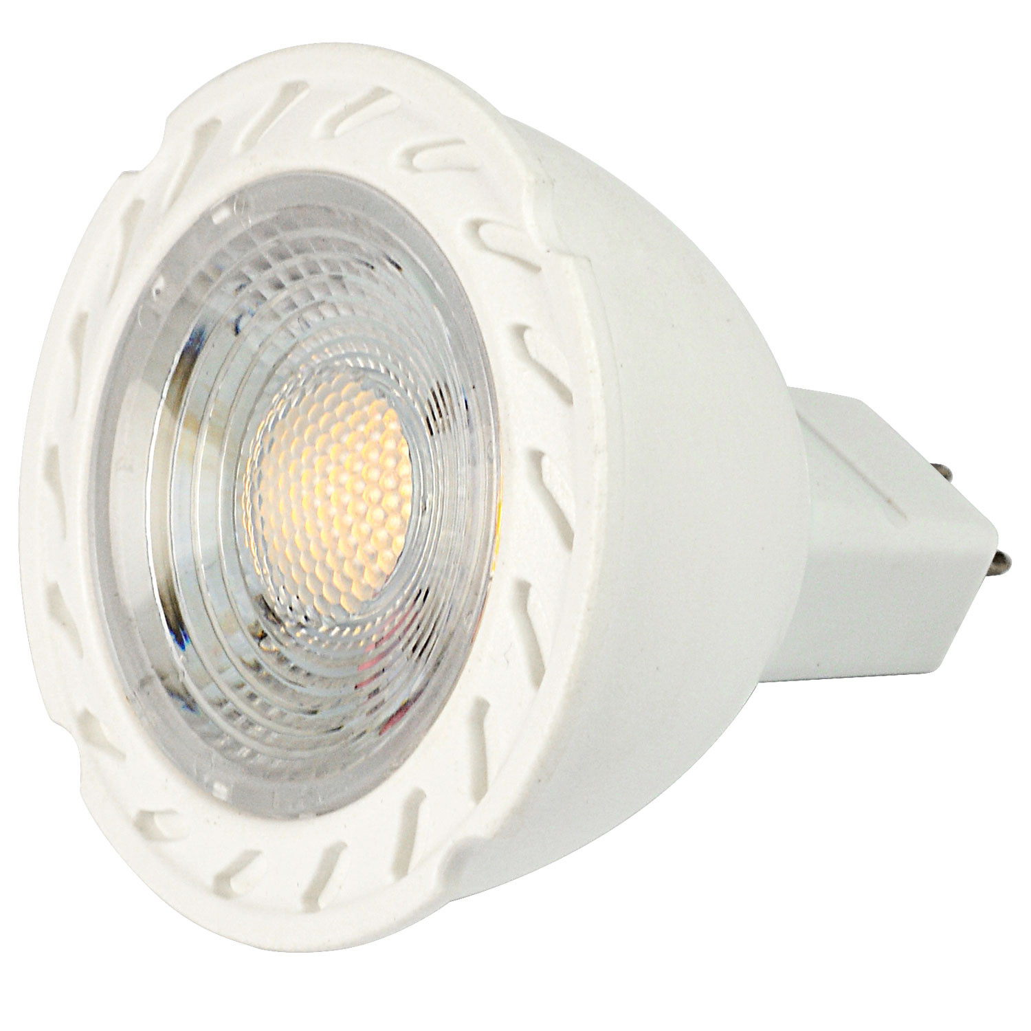 MENGS® MR16 5W LED Spotlight 6x 2835 SMD LED Bulb Lamp In Warm White Energy-Saving Light