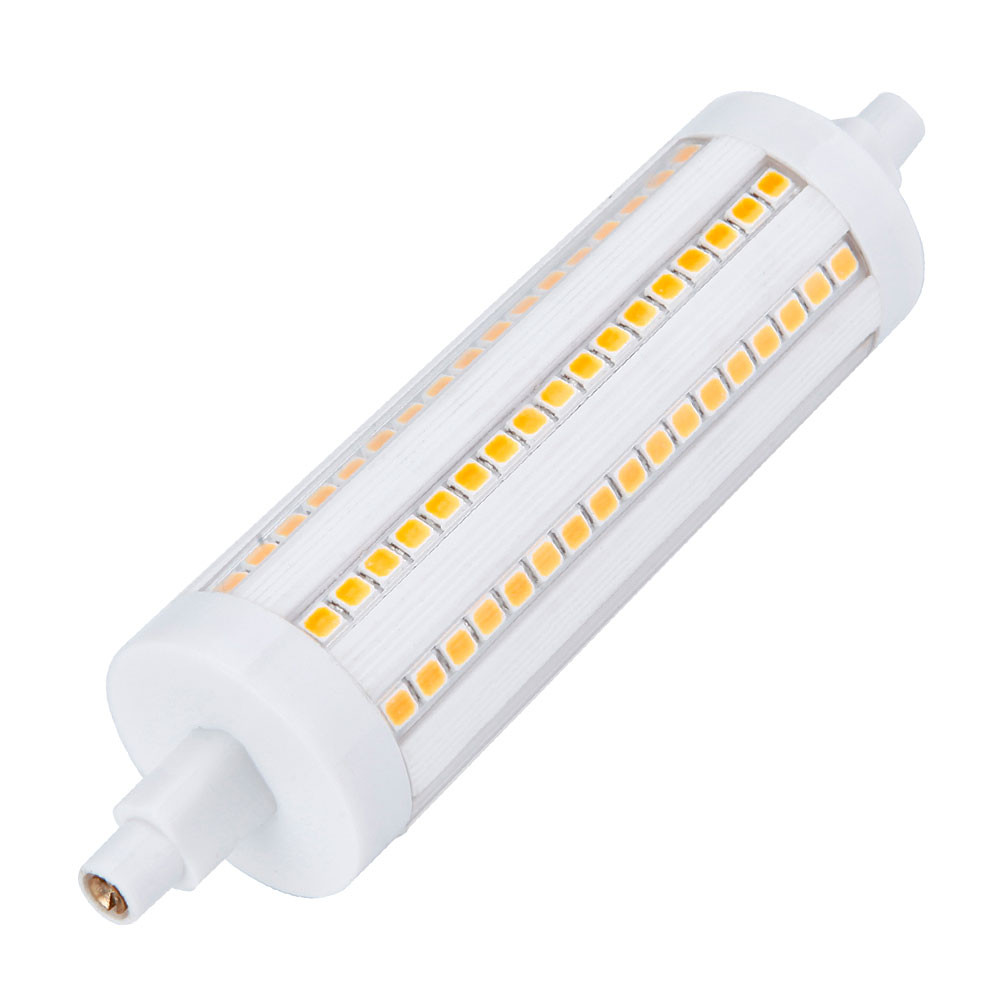 MENGS® R7s 12W LED Flood Light 120x 2835 SMD LED Bulb Lamp In Warm White Energy-Saving Light