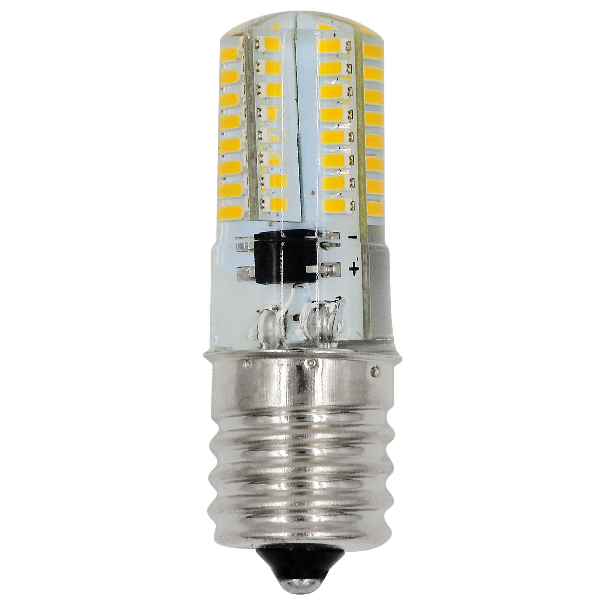 e17 3w led corn light 64x 3014 smd leds led lamp bulb in. Black Bedroom Furniture Sets. Home Design Ideas