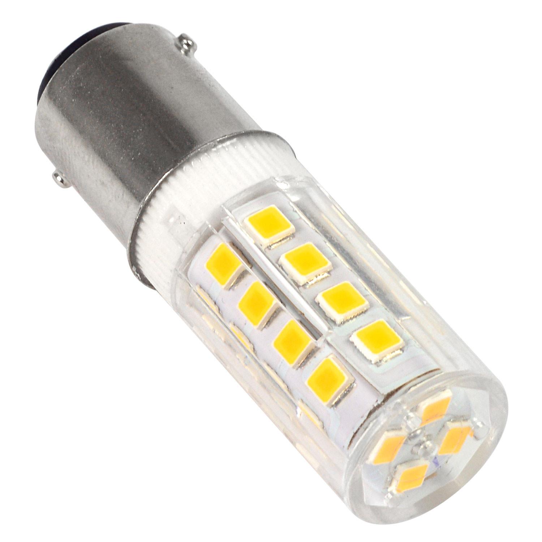 mengs b15d 3w led light 33x 2835 smd led bulb lamp in warm white energy saving light light. Black Bedroom Furniture Sets. Home Design Ideas