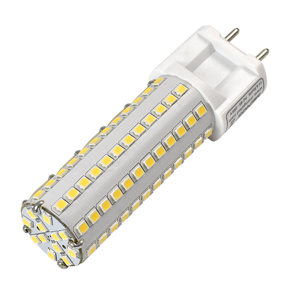 MENGS® G12 10W LED Light 108x 2835 SMD LED Lamp Bulb In Neutral White Energy-Saving light