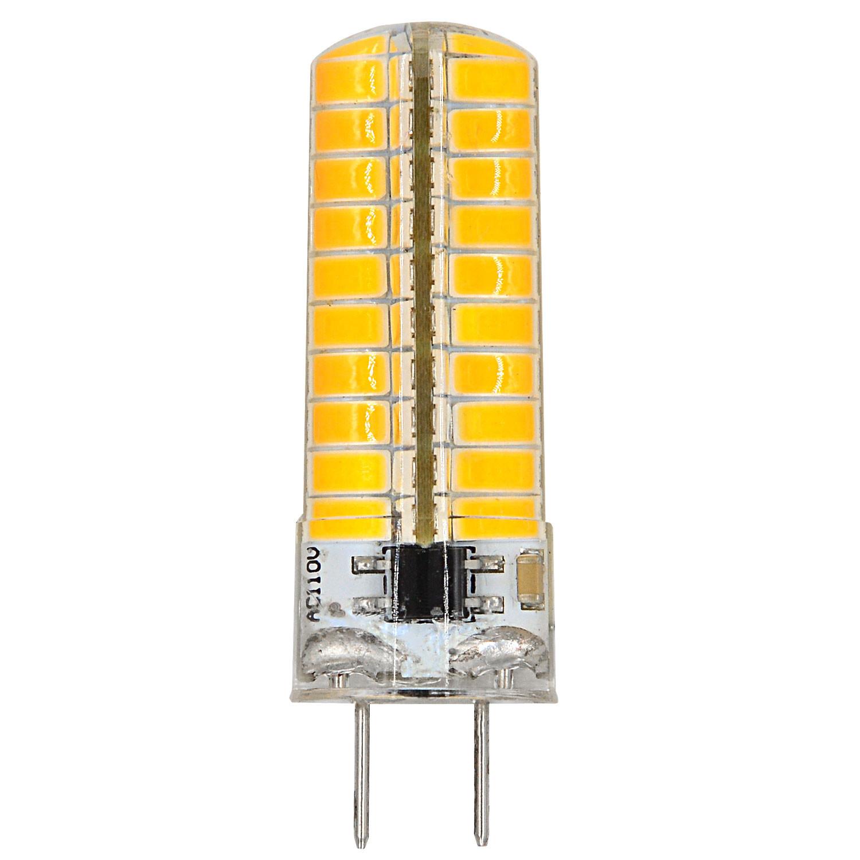 MENGS® G8 6W LED Light 80x 5730 SMD LED Bulb Lamp AC 220-240V In Warm White Energy-Saving Light