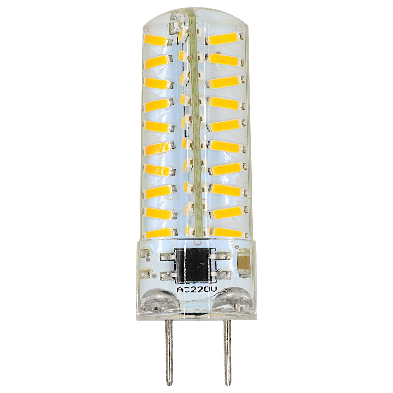 g8 5w led light 80x 4014 smd led bulb l in warm white