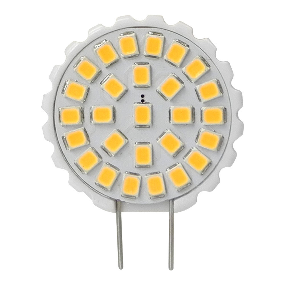 MENGS® G8 3W LED Light AC 220-240V 27x 2835 SMD With PC LED Bulb Lamp In Cool White Energy-Saving Lamp