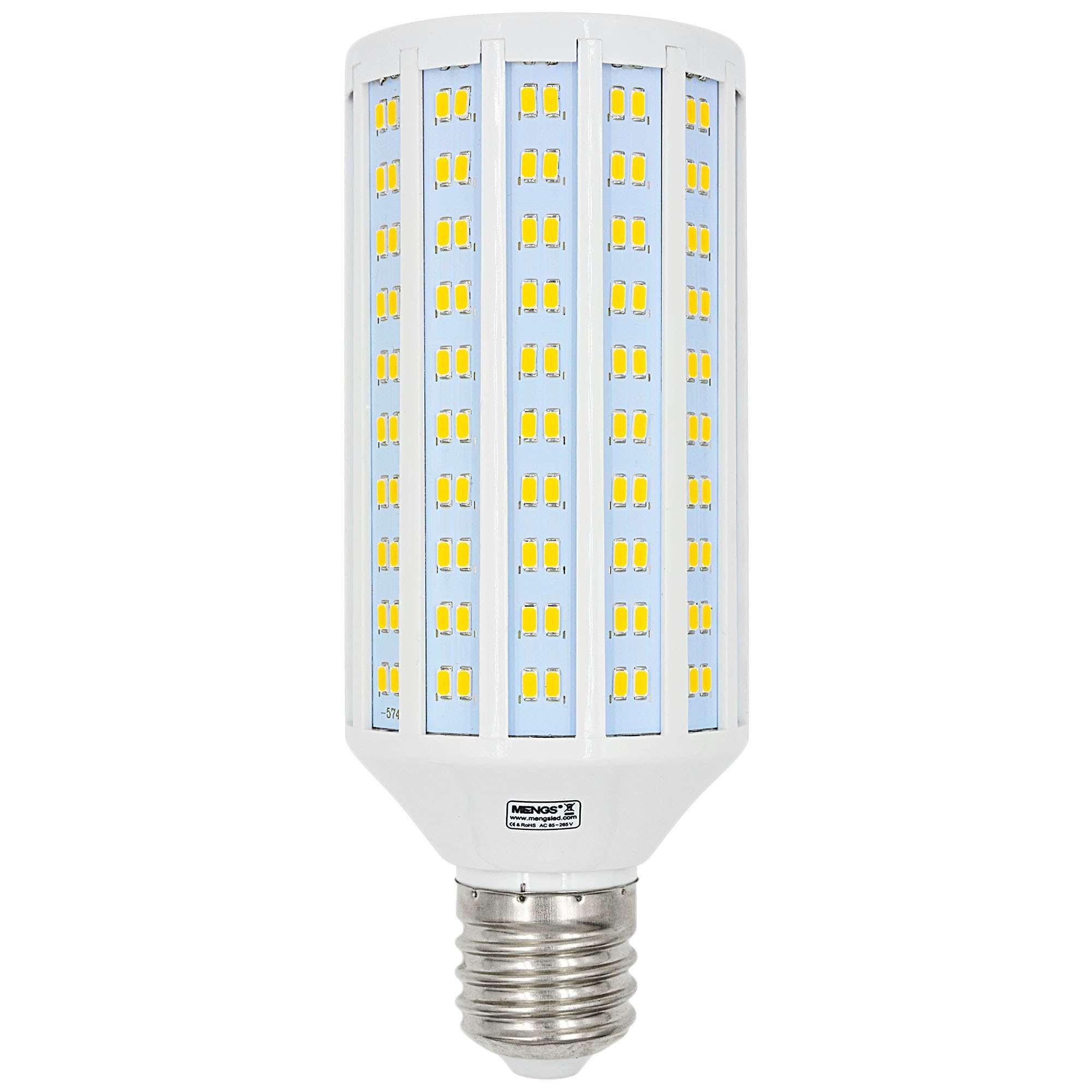 MENGS® E40 50W LED Corn Light 310x 5730 SMD LED Bulb Lamp AC 85-265V In Warm White Energy-Saving Light