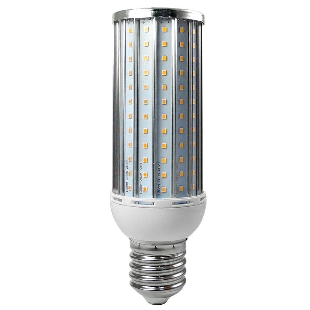 MENGS® Anti-Strobe E40 35W LED Corn Light 192X2835 SMD Aluminum Alloy LED Bulb Lamp AC 140-265V In Warm White Energy-Saving Light