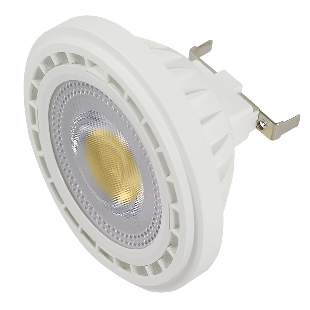 MENGS® G53 12W=95W AR111 LED Spotlight With Aluminum Material AC 85-265V 1200LM In Cool White