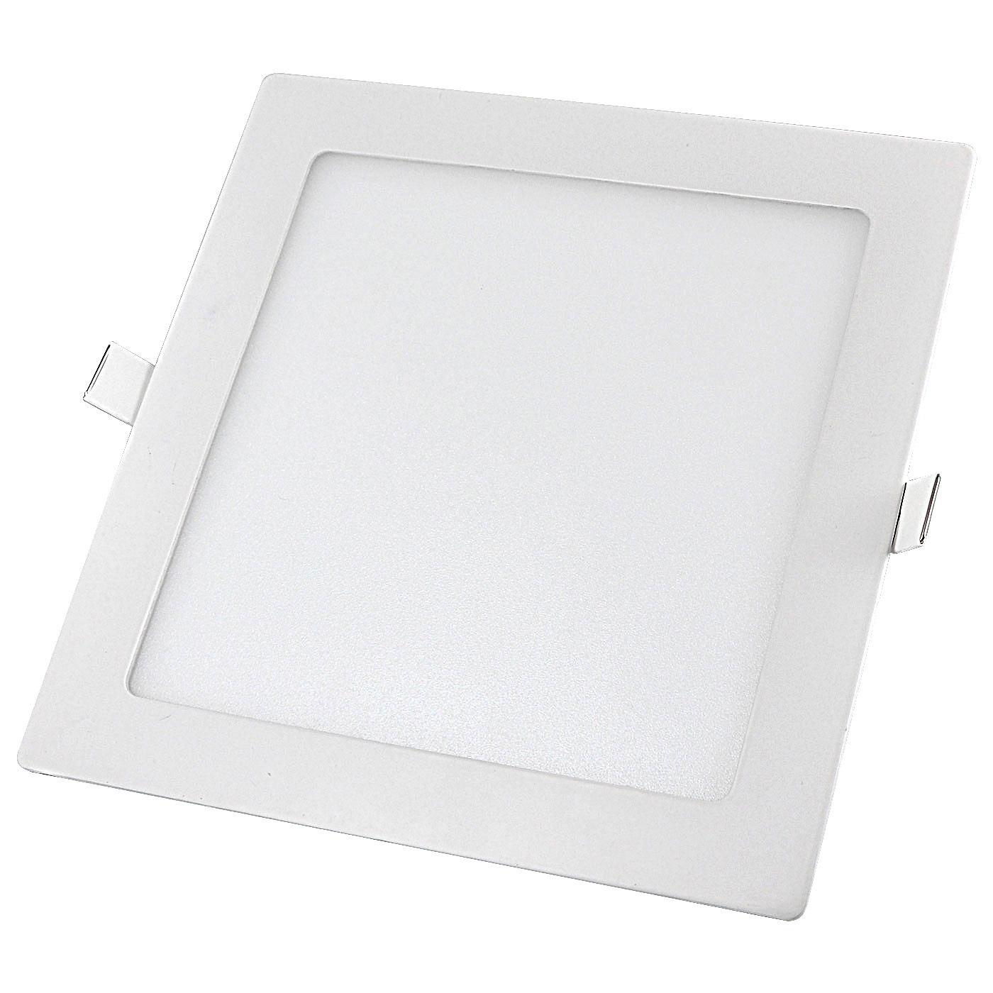 MENGS® 18W Square LED Recessed Ceiling Panel Light 90x 2835 SMD LEDs LED Bulb Lamp in Warm White Energy-saving Light
