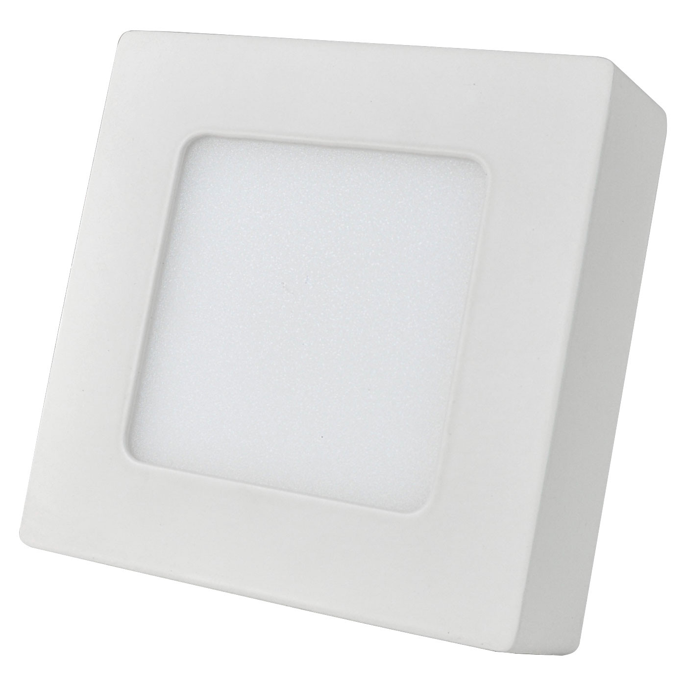 MENGS® 6W Square LED Ceiling Light 30x 2835 SMD LED Recessed Panel Lamp in Cool White Energy-saving Light