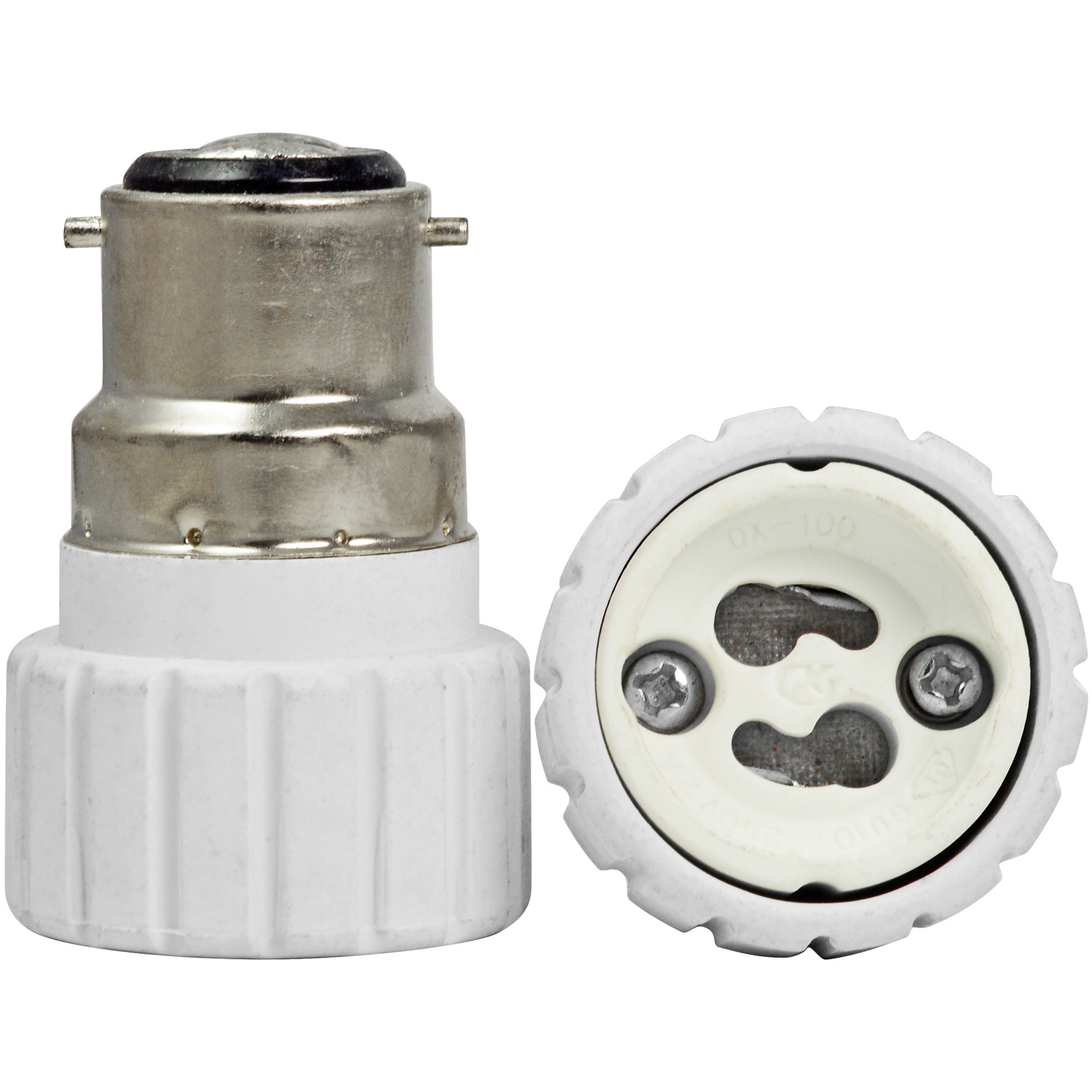 MENGS®  High Quality Lamp Base Adapter B22 to GU10 LED Light Bulb Socket Converter