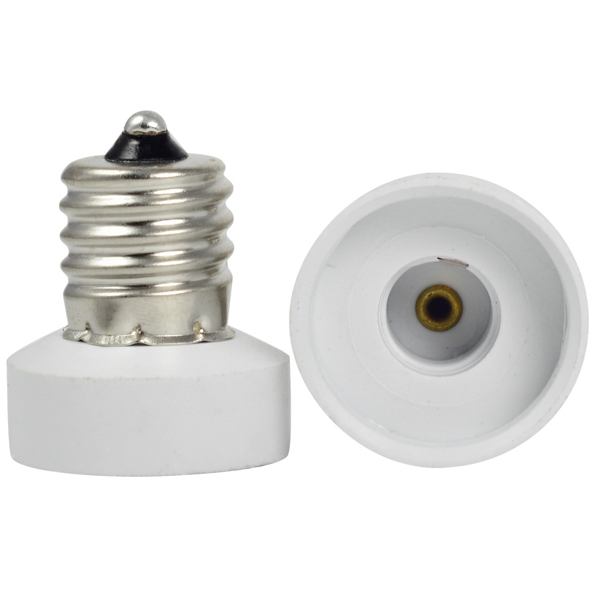 MENGS® E17 To E11 LED Light Bulb Lamp Socket Adaptor / Extender / Holder