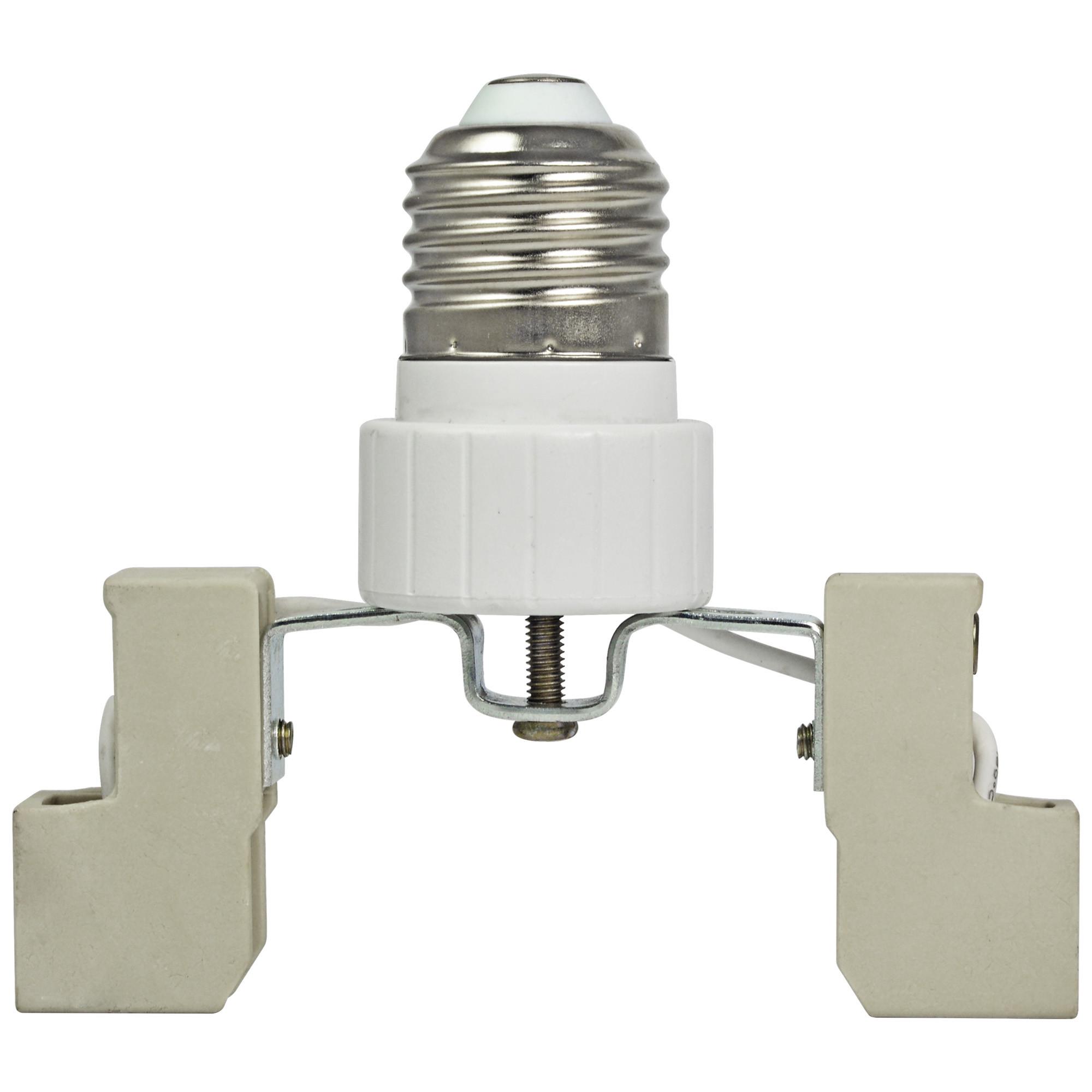 MENGS® E27 to R7S-78mm Base LED Light Lamp Bulb Adapter Converter