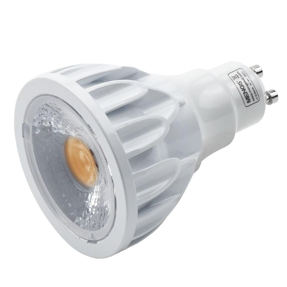 MENGS® PAR20 GU10 12W COB LED Spotlight  Warm White 3000K, AC 85-265V, 1200ML, Equivalent 95W Halogen Energy-Saving Lamp