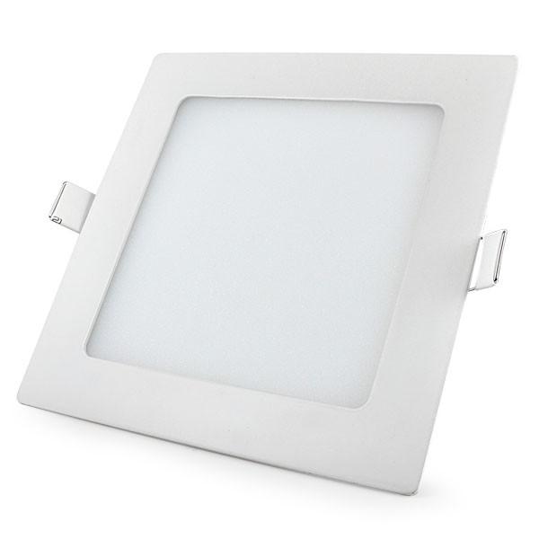 12W Square LED Recessed Ceiling Panel Light 60x 2835 SMD LEDs LED Bulb Lamp I
