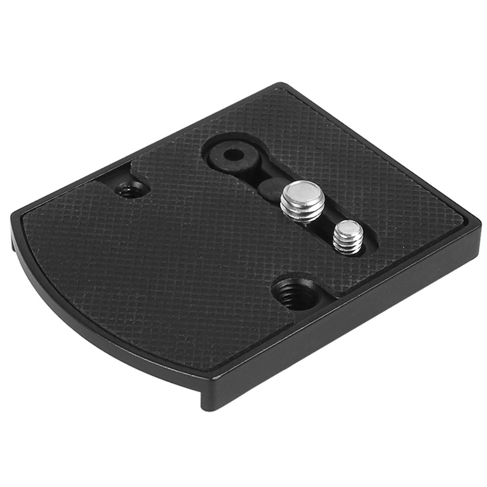 MENGS® 410PL Quick Release Plate with Aluminum Alloy Material For DSLR Camera Compatible With Manfrotto 410 405